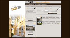Preview of iris-ir.net